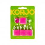 Korjo LLC40 COLOURFUL L.LOCKS PINK