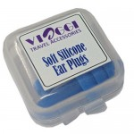 Soft Silicone Ear Plugs Pack of 1
