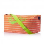 Be For Bag Enrique Orange Unisex Duffle