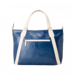 Beau Design Stylish  Blue Color Imported PU Leather Slingbag With Adjustable Strap For Women's/Ladies/Girls