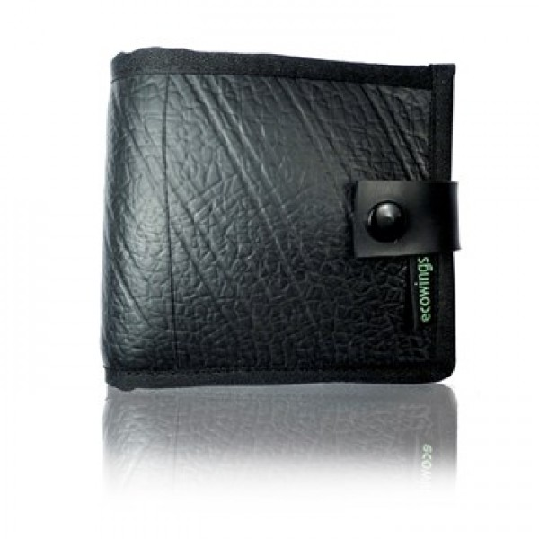Ecowings Black buck Men's wallet