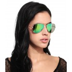 SuperDeals Clear Driving Goggles With Anti Glare Reflective Coating