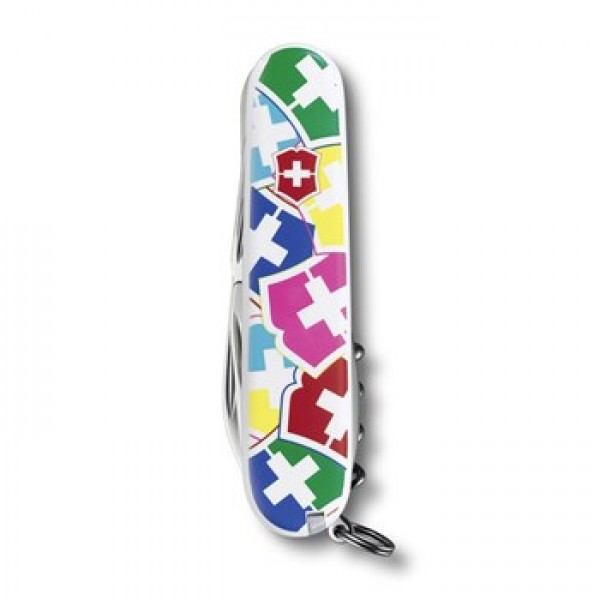 "Victorinox Spartan 91Mm ""Vx Colors"" Folding Box (13603841)"