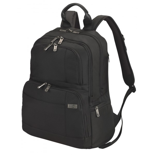 VICTORINOX ARCH 3.0 BIG BEN 17 LAPTOP BACKPACK BLACK 31322401