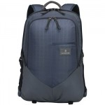 "Victorinox 17""/43Cm, Dlx. Laptop Backpack- Navy/Grey (32388009)"