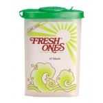 FreshOnes Lime Cologne Wet Cleansing Tissues 15 sheet (Pack of 5)