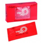 Fresh Ones Cologne Refreshing Deo Wipes Single Sachet - 10 Single Sachet (pack of 6)