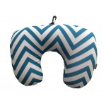 2in1 Microbeads Convertible Travel Neck Pillow