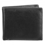 Walletsnbags Fine Milled Mens (W 23 -BLK)